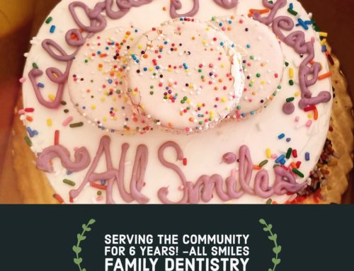 Celebrating 6 years in the community with excellence in dentistry!