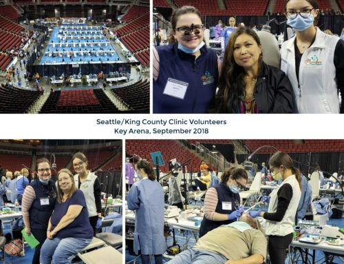 Free Dental Care, Volunteers Giving Back Smiles To The Community